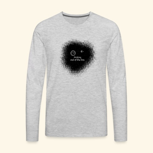 out of the box - Men's Premium Long Sleeve T-Shirt