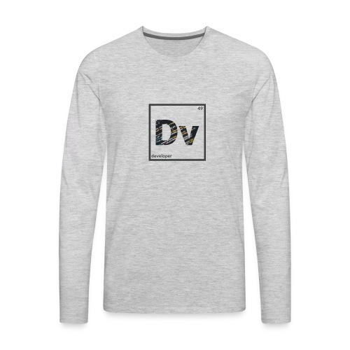Developer - Men's Premium Long Sleeve T-Shirt