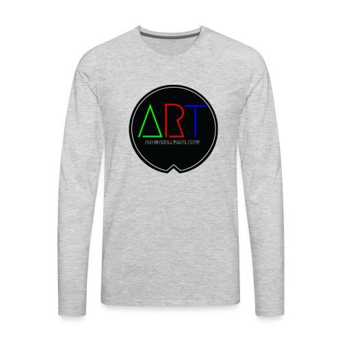 A.R.T MOVEMENT - Men's Premium Long Sleeve T-Shirt