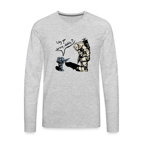 Big Daddy - Men's Premium Long Sleeve T-Shirt