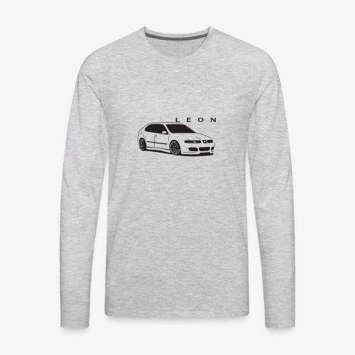 Seat LEON mk1 cupra - Men's Premium Long Sleeve T-Shirt