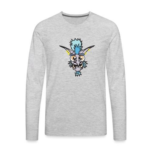 Warcraft Troll Baby - Men's Premium Long Sleeve T-Shirt