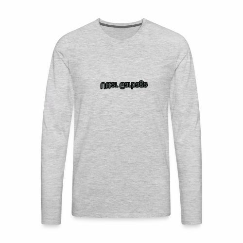 Utter Garbage - Men's Premium Long Sleeve T-Shirt