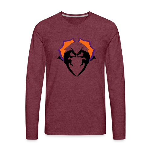 Dragon Love - Men's Premium Long Sleeve T-Shirt
