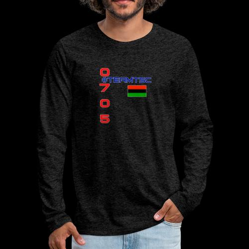 TSC RBG 1 - Men's Premium Long Sleeve T-Shirt