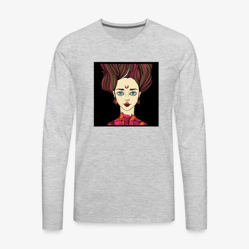 Falling Fever - Men's Premium Long Sleeve T-Shirt
