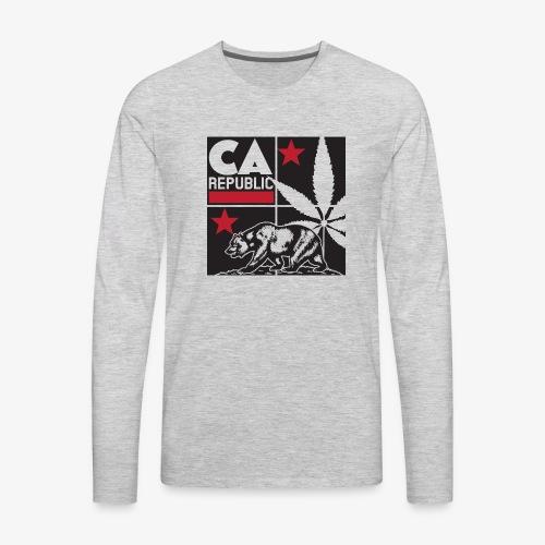 grid2 png - Men's Premium Long Sleeve T-Shirt