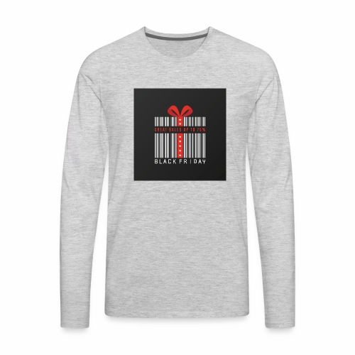 Black Friday/ Black Friday Deal/ Black Friday Deal - Men's Premium Long Sleeve T-Shirt