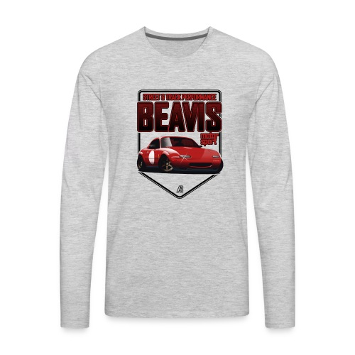 Arty Miata - Men's Premium Long Sleeve T-Shirt
