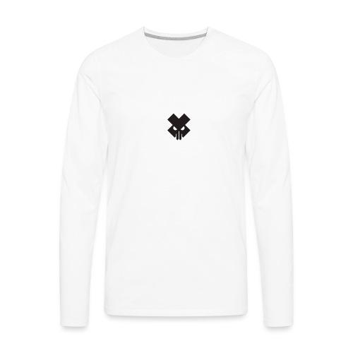 T.V.T.LIFE LOGO - Men's Premium Long Sleeve T-Shirt