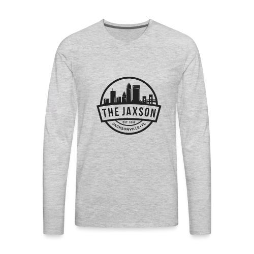 The Jaxson - Men's Premium Long Sleeve T-Shirt