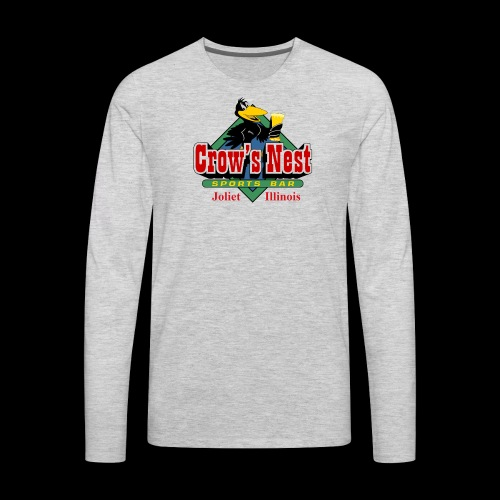 Crows Nest Joliet - Men's Premium Long Sleeve T-Shirt