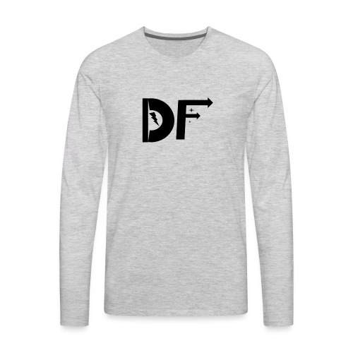DaFroot Logo 2016 - Men's Premium Long Sleeve T-Shirt