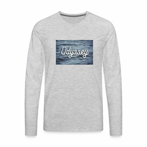 WaterOdyssey - Men's Premium Long Sleeve T-Shirt