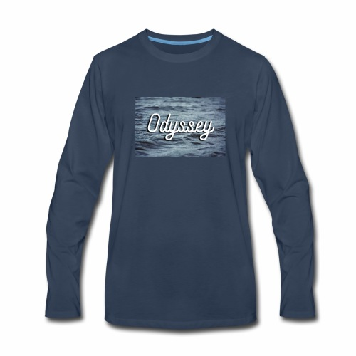 WaterOdyssey - Men's Premium Long Sleeve T-Shirt