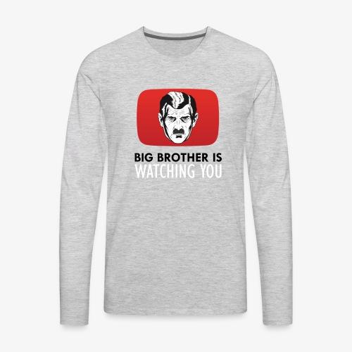 big brother - Men's Premium Long Sleeve T-Shirt