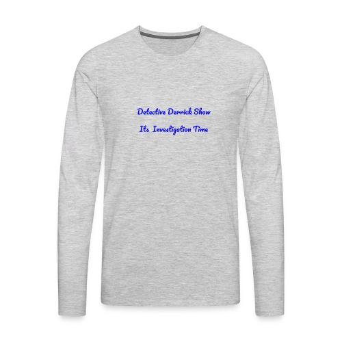DDS - Men's Premium Long Sleeve T-Shirt