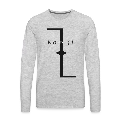 Kooji - Men's Premium Long Sleeve T-Shirt