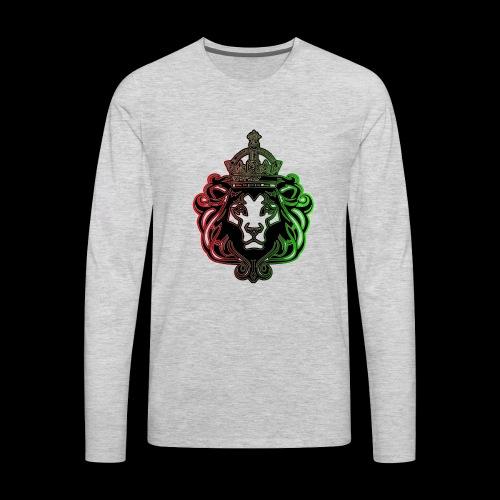 RBG Lion - Men's Premium Long Sleeve T-Shirt