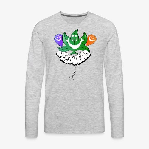 Weedhead - Men's Premium Long Sleeve T-Shirt
