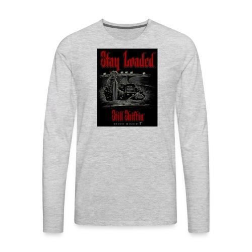 Loaded project #1 - Men's Premium Long Sleeve T-Shirt