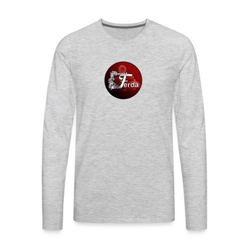 almost ferda - Men's Premium Long Sleeve T-Shirt
