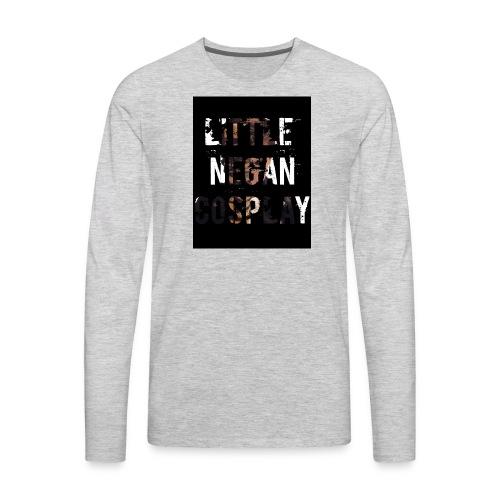 LittleNeganCosplay Contest Winner - Men's Premium Long Sleeve T-Shirt