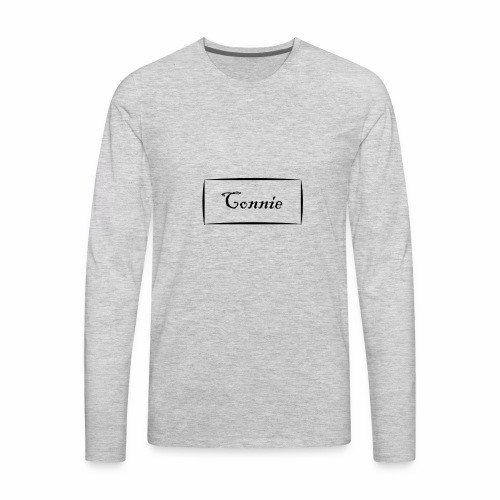 Connie - Men's Premium Long Sleeve T-Shirt