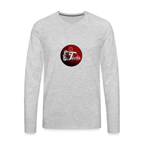 almost ferda - Men's Premium Long Sleeve T-Shirt