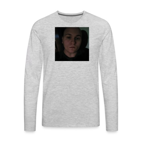 HeadShot - Men's Premium Long Sleeve T-Shirt