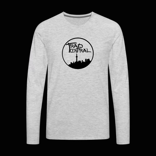 Trap Central - Men's Premium Long Sleeve T-Shirt