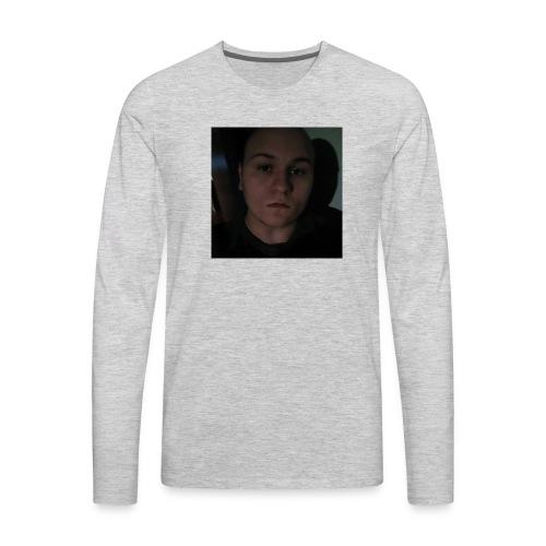 HeadShot - Men's Premium Long Sleeve T-Shirt