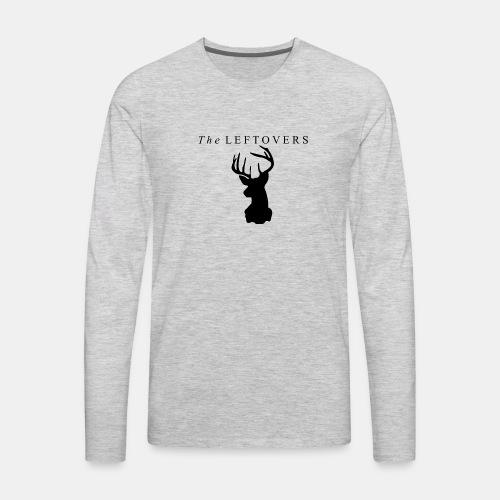 The Leftovers Deer - Men's Premium Long Sleeve T-Shirt