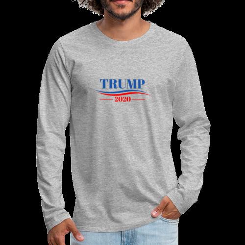 Trump 2020 Classic - Men's Premium Long Sleeve T-Shirt