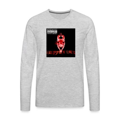 blessed one art work - Men's Premium Long Sleeve T-Shirt