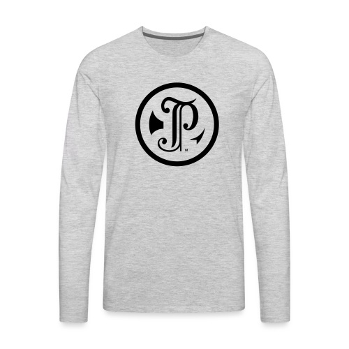 TP Logo - Men's Premium Long Sleeve T-Shirt