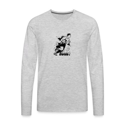 Just Rugby - Men's Premium Long Sleeve T-Shirt