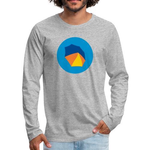 umbelas icon 2 - Men's Premium Long Sleeve T-Shirt