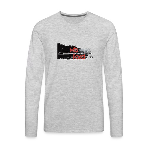 XB Coupe skid - Men's Premium Long Sleeve T-Shirt