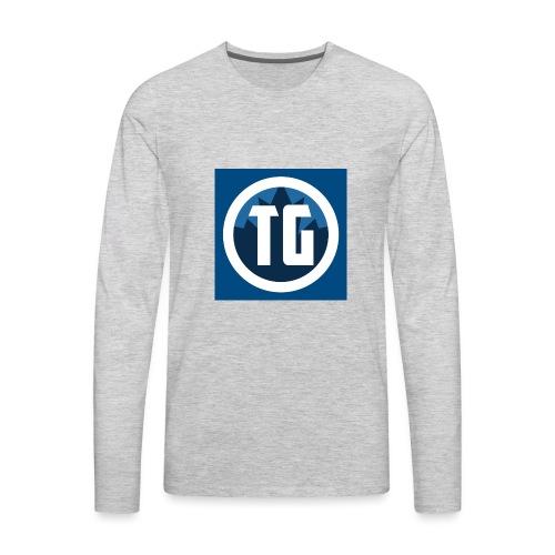 Typical gamer - Men's Premium Long Sleeve T-Shirt