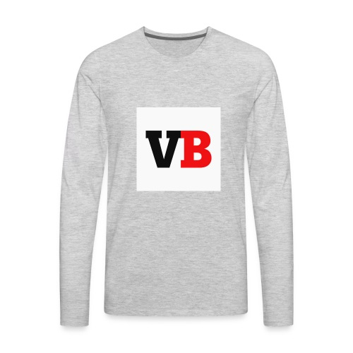 Vanzy boy - Men's Premium Long Sleeve T-Shirt