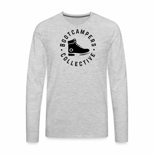 Bootcampers Collective - Men's Premium Long Sleeve T-Shirt