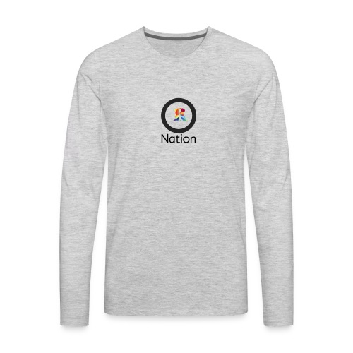 Reaper Nation - Men's Premium Long Sleeve T-Shirt