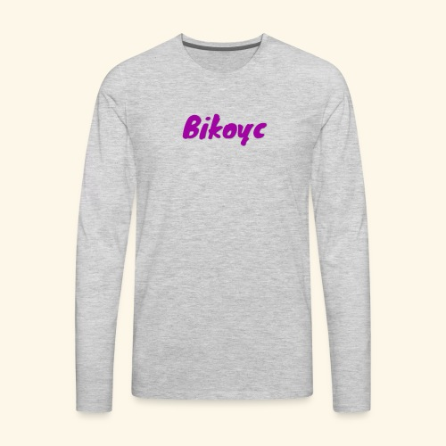 Bikoyc - Men's Premium Long Sleeve T-Shirt