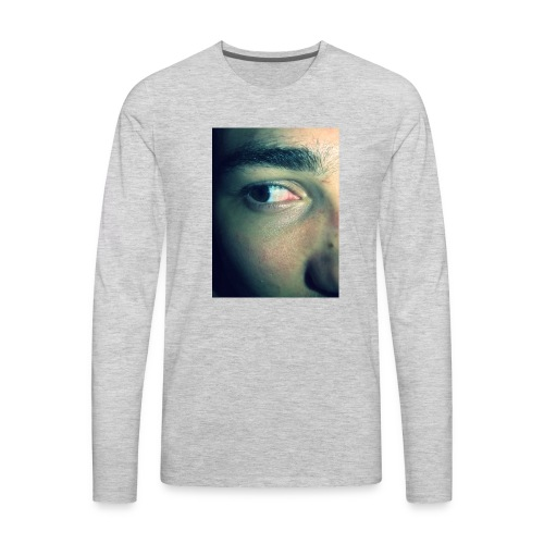 Red Eye - Men's Premium Long Sleeve T-Shirt