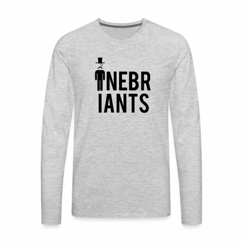 INEBRIANTS - Men's Premium Long Sleeve T-Shirt