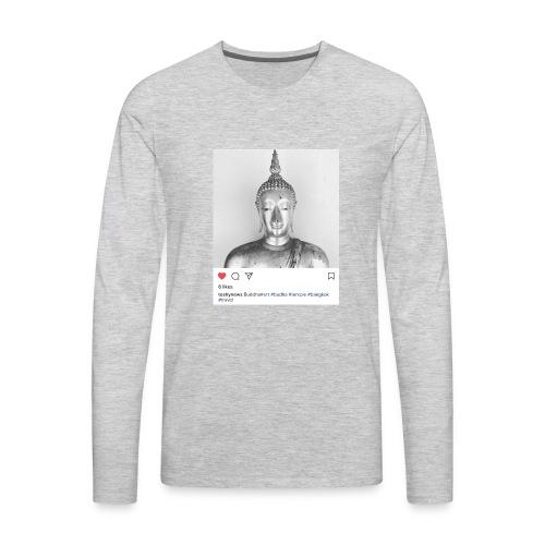 BUDDHA - Men's Premium Long Sleeve T-Shirt