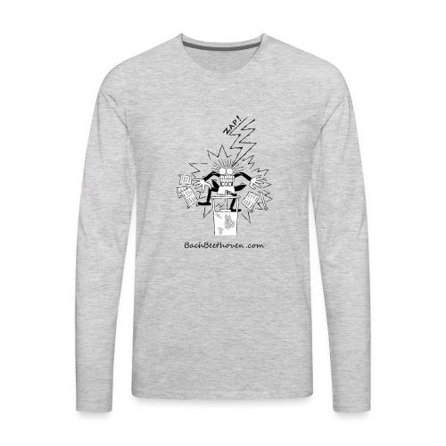 Conductor - Men's Premium Long Sleeve T-Shirt