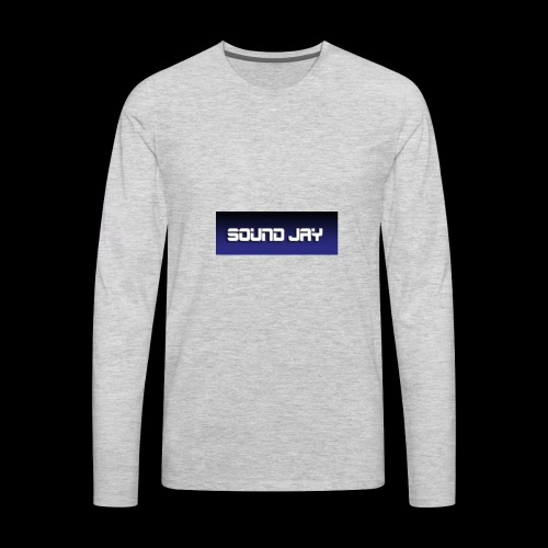sound jay merch - Men's Premium Long Sleeve T-Shirt