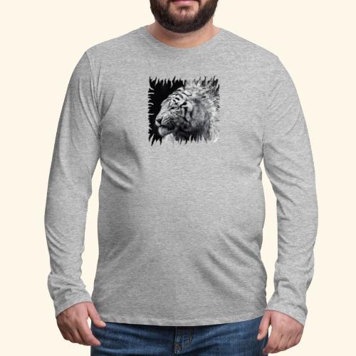 tiger - Men's Premium Long Sleeve T-Shirt